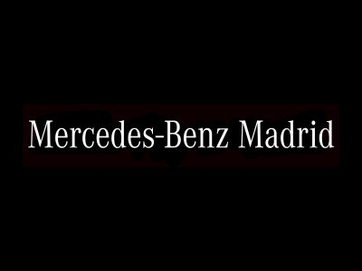 Mercedes Benz Madrid,