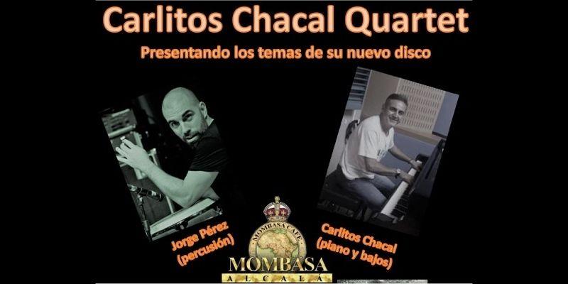 Presentación nuevo disco The Fabula & Carlitos Chacal en concierto, viernes 12 de Mayo 2017