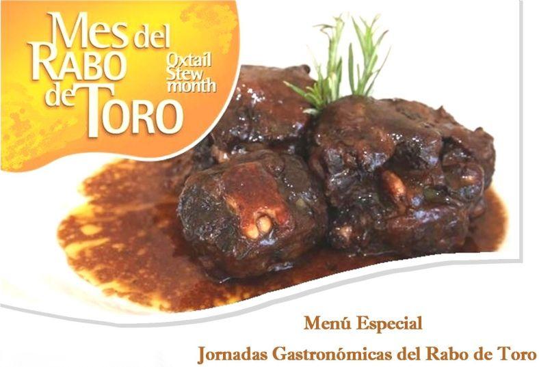 jornadas gastronómicas del Rabo de Toro, restaurante Faro de Fisterra, Mayo 2017