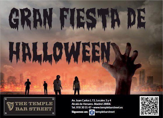 Celebra Halloween en Alcal