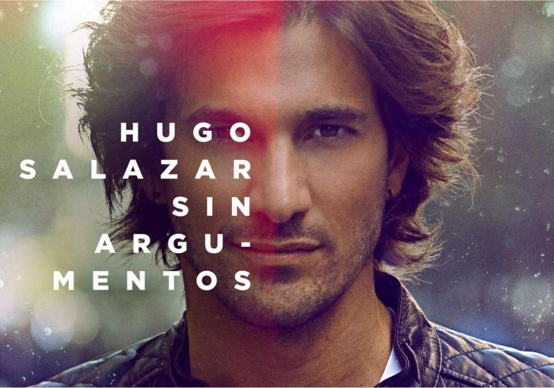 Hugo Salazar de OT presenta en primicia en su primer concierto de Madrid su nuevo disco Sin Argumentos.