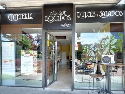 Más que Bocados, Cafetería Restaurante sin glúten gourmet