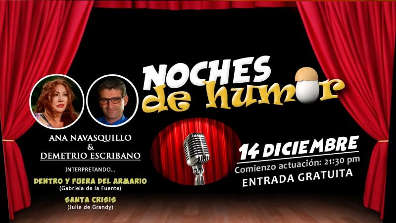 Club de la comedia Alcalá de Henares
