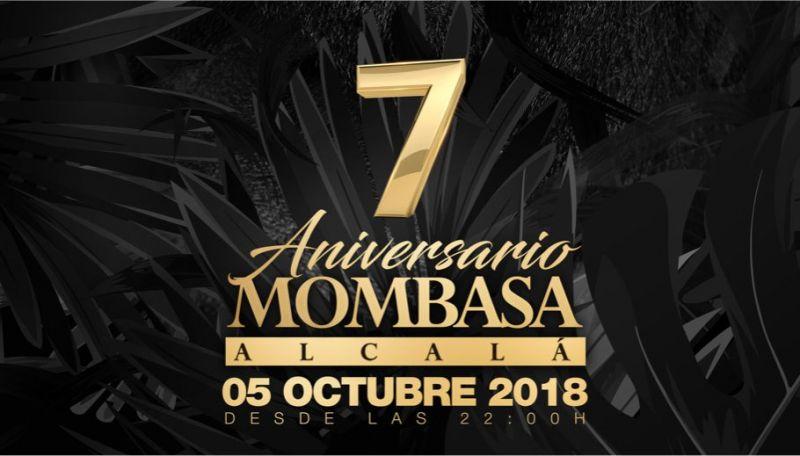 7° aniversario de Mombasa Alcalá