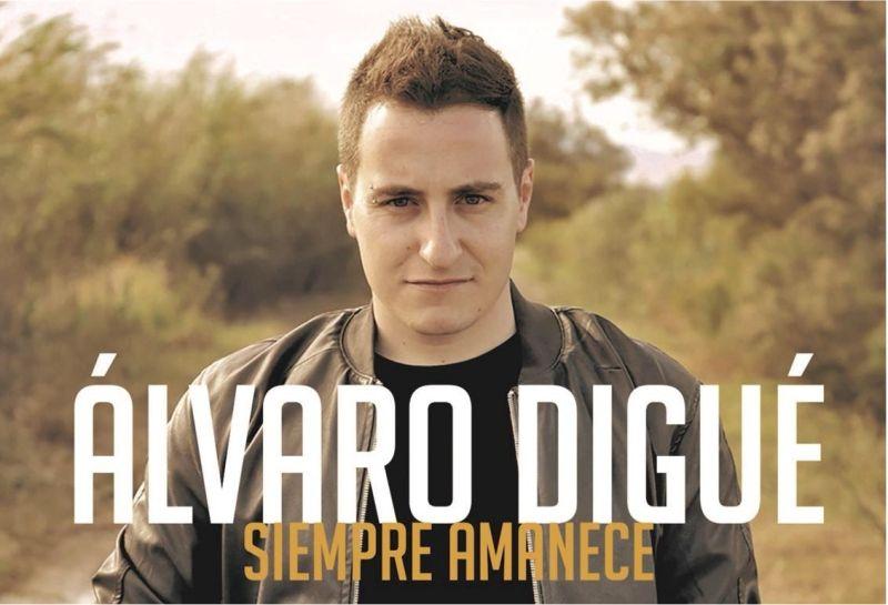 Alvaro Digue en concierto, presenta Siempre amanece. 27 Enero de 2018 en Mombasa Alcalá