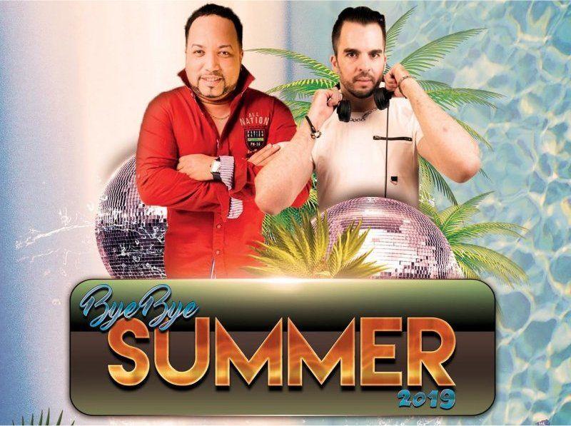 ¡DJ Jey Gonzalez & DJ Rubro listos para ofrecernos la mejor música en Mombasa Álcala y montar la mejor despedida del verano!