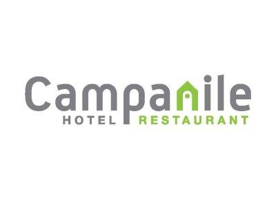 Campanile, Hotel y restaurante