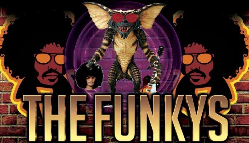 Concierto The Funkys, trubuto al Funky & Disco de los 80´s