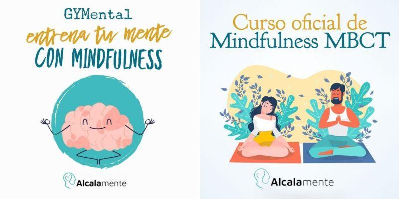 Curso de MINDFULNESS MBCT en octubre en Alcalamente!