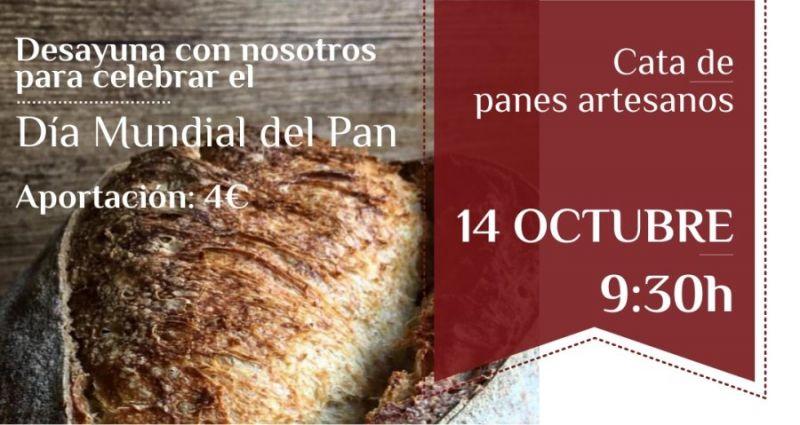 14 octubre cata de panes artesanos