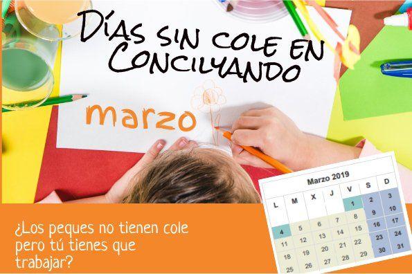 Días sin cole en Concilyando, en Alcalá de Henares