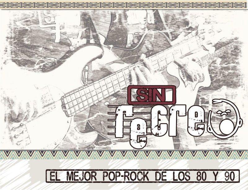 En concierto, Sin Recreo, el mejor Pop-Rock de los 80 y 90