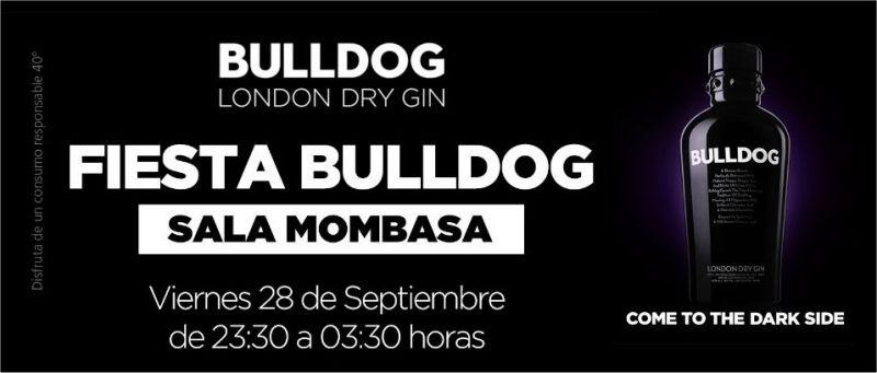 Fiesta Bulldog sala Mombasa
