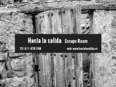 Hacia la salida, Escape room, ocio alternativo