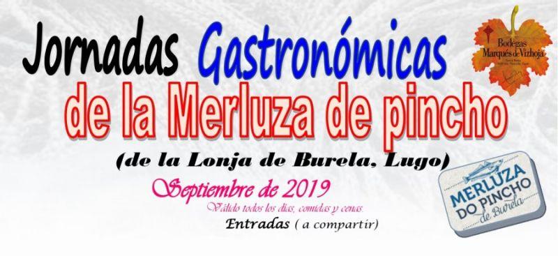 Jornadas Gastronómicas Jornadas Gastronómicas de la merluza de pincho, septiembre 2019, septiembre 2019 de la lonja de burela, lugo