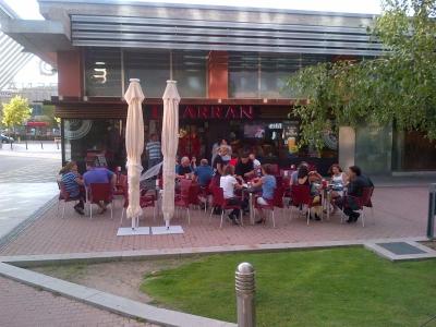 Lizarran, Restaurante y bar de tapas