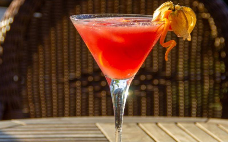 Los cocktails al aire libre saben mejor