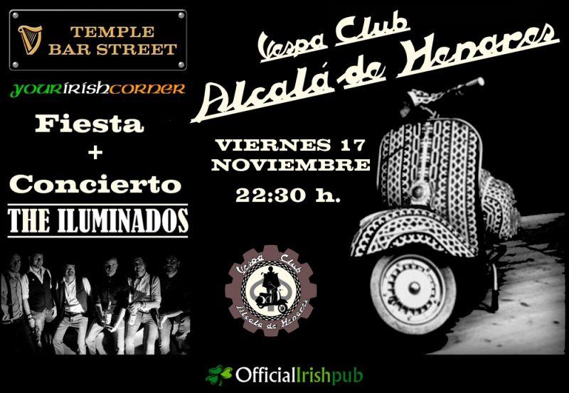Pásate a disfrutar de la Fiesta más molona a dos ruedas: Fiesta Vespa Club Alcalá