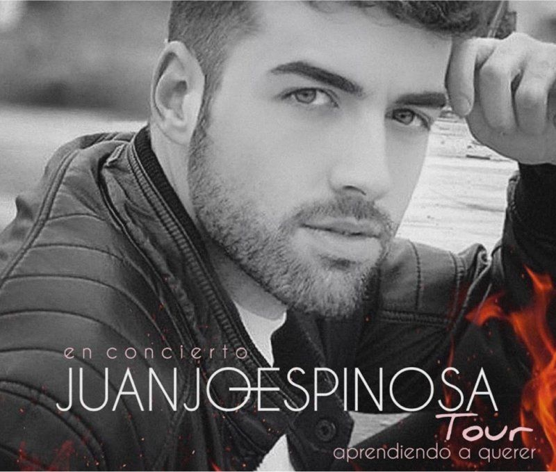Presentación oficial de Aprendiendo a Querer. Juanjo Espinosa