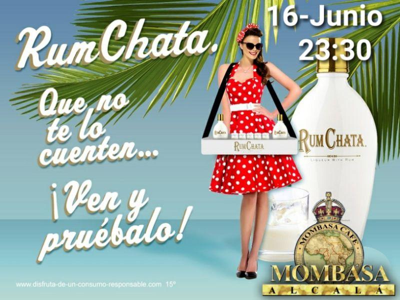 Rum Chata, ven a probarlo a Mombasa Alcalá