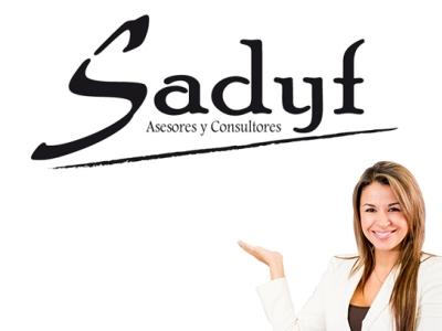 Sadyf, Nuestro trabajo será tu mejor inversión