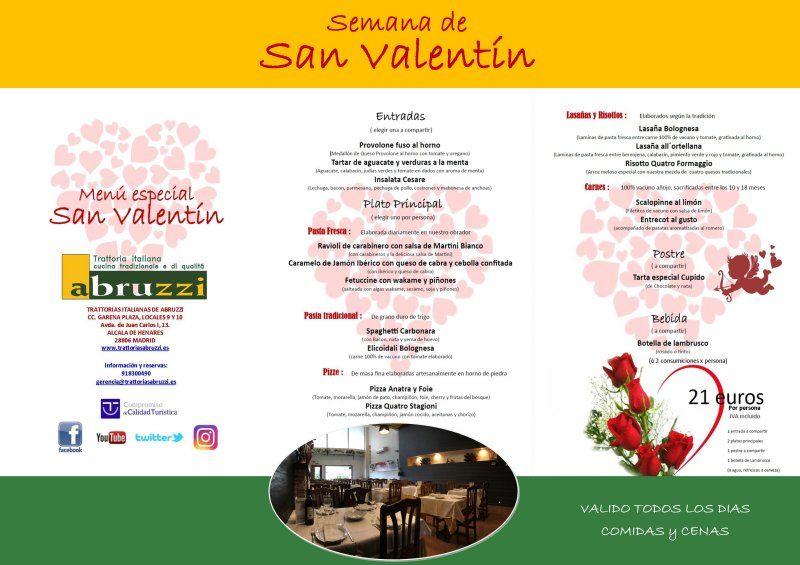 Semana San Valentín