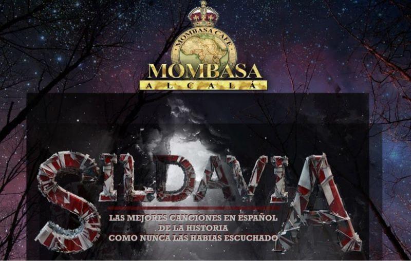 Sildavia en concierto 15 de noviembre 2019 en Mombasa Alcalá
