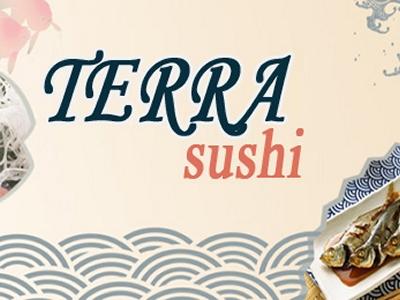 Terra Sushi, Comida Japonesa - Restaurante