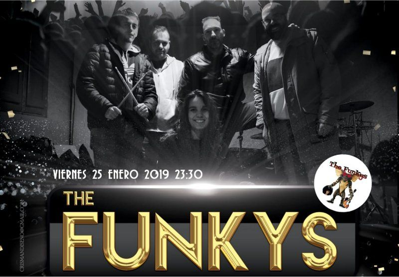 The Funkys, tributo Funky-Pop&Disco de los 80