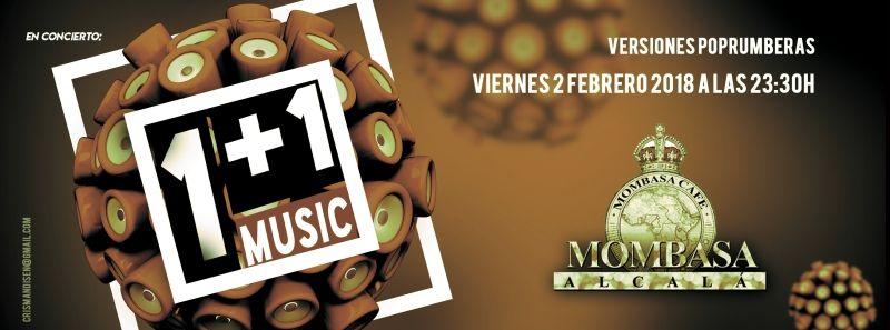 Mombasa Alcalá Viernes 2 de Febrero 2018 a las 23:30