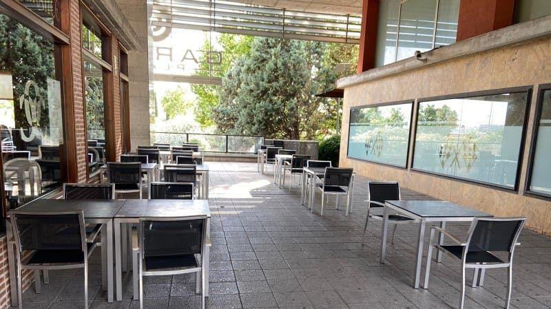 Vuelven las terrazas a Garena Plaza