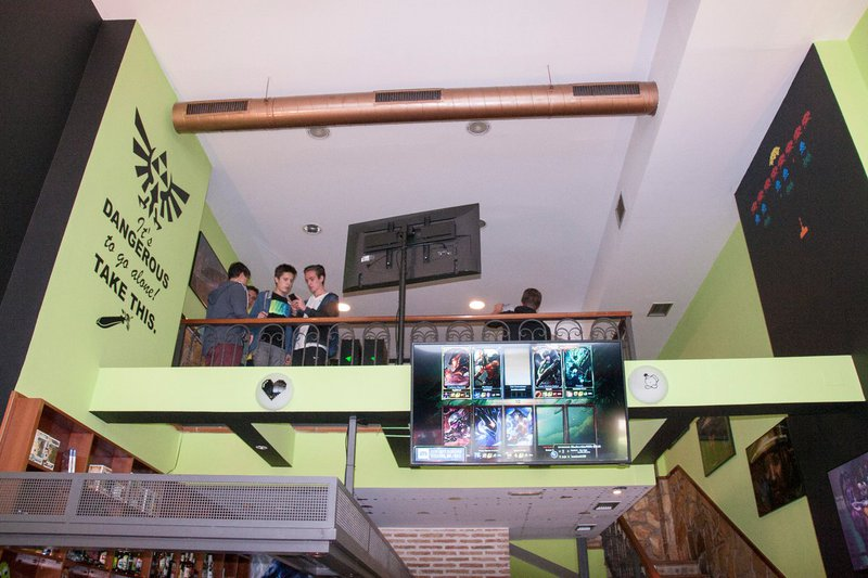 Foto 4 LevelUp Gaming Bar