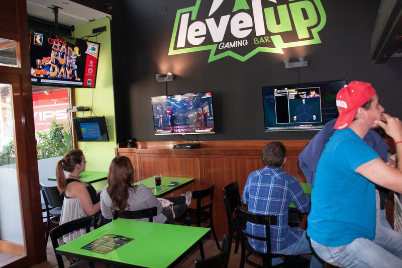 Foto 14 LevelUp Gaming Bar
