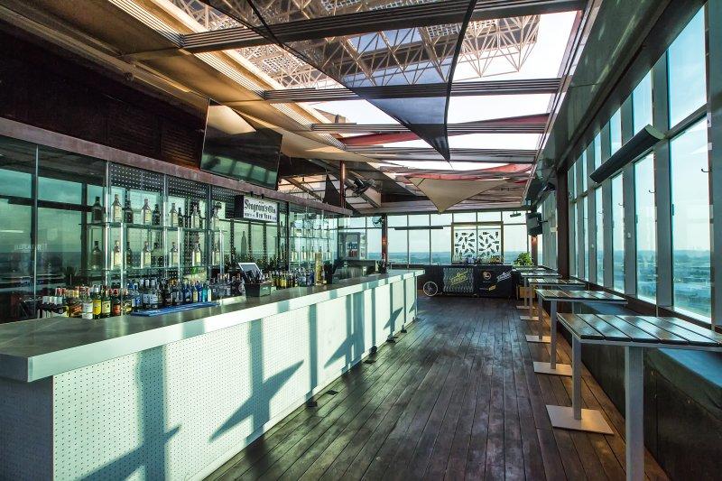 New Suite Multiespacio Bar De Copas Cafés Garena Plaza